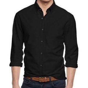Men's Classic Slim-fit Dress Shirt